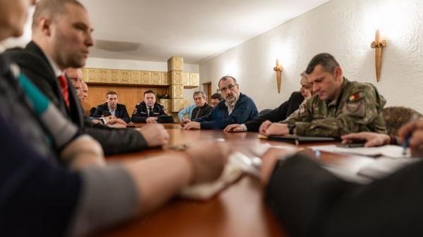 Ședința Centrului Local de Combatere a Bolilor Satu Mare despre pesta porcină în fondurile de vânătoare