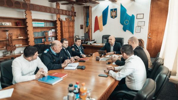 Prefectura Satu Mare susține măsuri de combatere a migrației ilegale