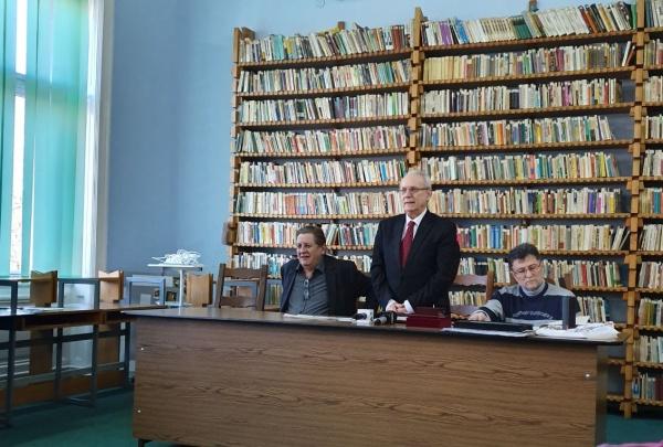 A luat naștere filiala sătmăreană a Uniunii Ziariștilor Profesioniști
