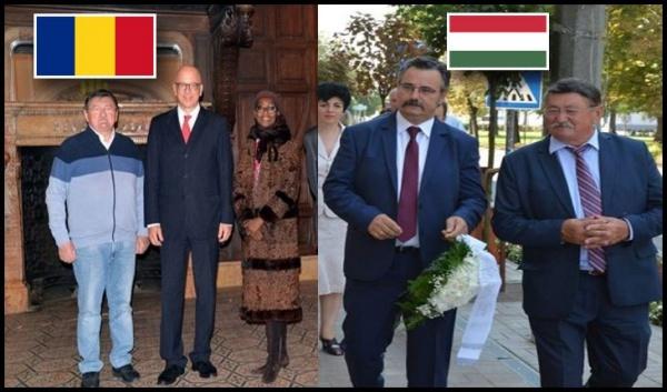 Ambasadorul Germaniei la București primit la Carei