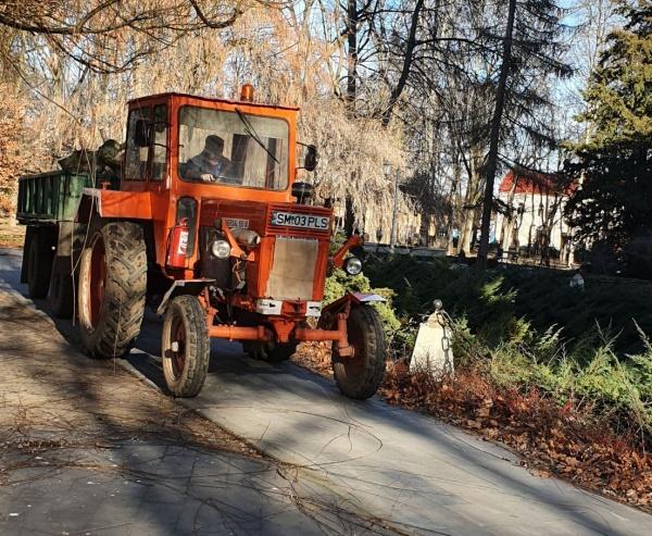 Primăria Carei caută un tractorist și un muncitor calificat în domeniul agricol