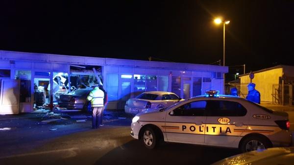 Poliția comunică pe surse detalii despre accidentul din Carei