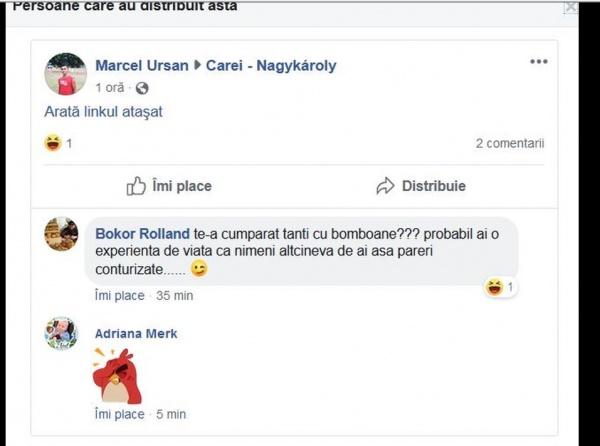 Elev român hărțuit pentru că distribuie pe Facebook