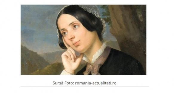 Maria Rosetti, prima femeie gazetar din România