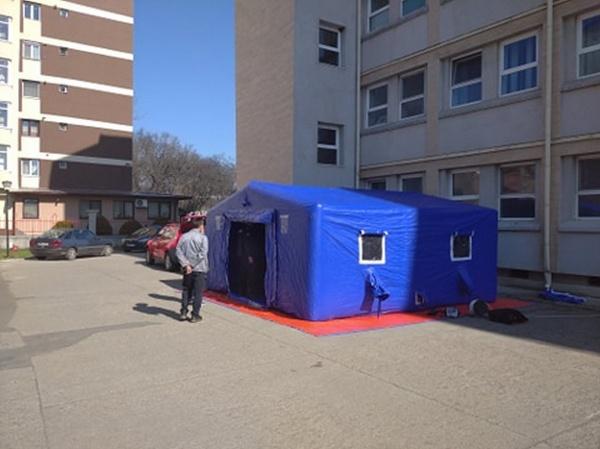 Se extinde secția de reanimare de la Spitalul Municipal Carei și vor sosi medici pentru toate specializările