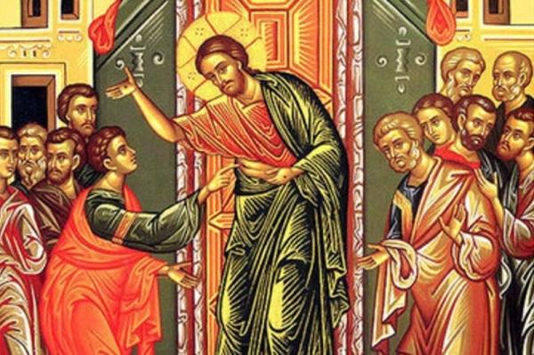 Evanghelia la Duminica Tomii