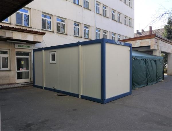 Consiliul Județean dotează Spitalul Orășenesc Negrești-Oaș
