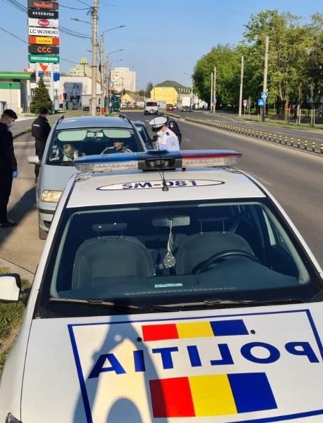 Poliția informează. Nici o toleranţă faţă de cei care nu stau acasă de 1 Mai