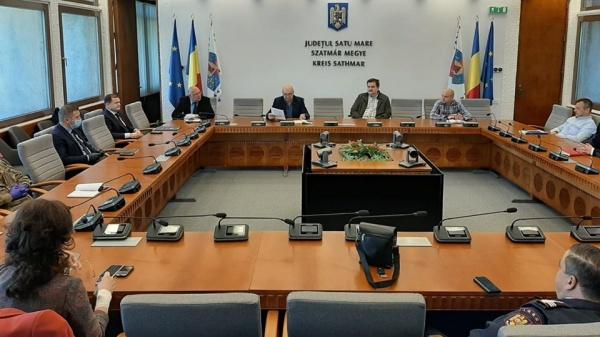 Prefectura Satu Mare anunță situația din județ în data de 22 aprilie