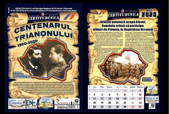 Calendar Certitudinea. România refuză să participe, alături de Polonia, la împărțirea Ucrainei