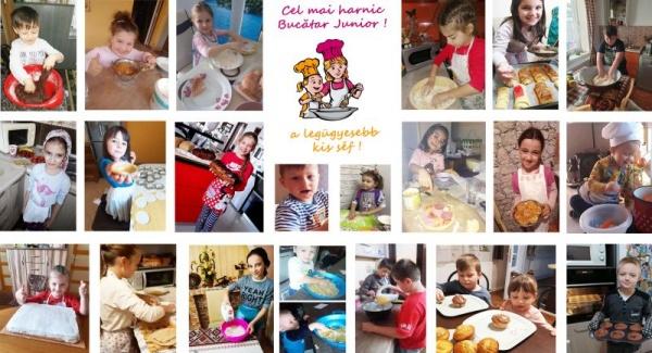 La concursul de gătit sunt 21 de participanți