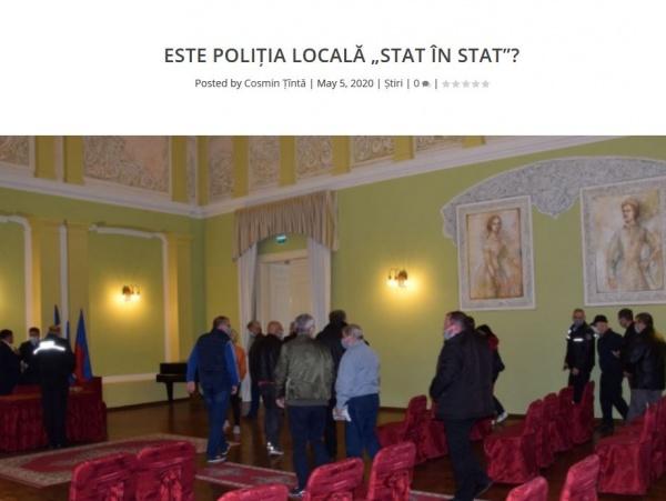 Ministrul Afacerilor Interne, Marcel Vela, nu ajunge cu privirea până la Carei dar ajunge presa din Timișoara  și Iași