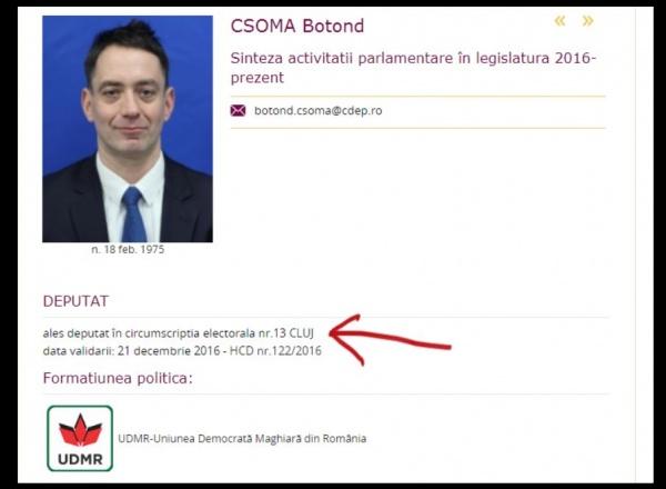 Un deputat cu dublă cetățenie face parte din Comisia pentru controlul activităților SRI