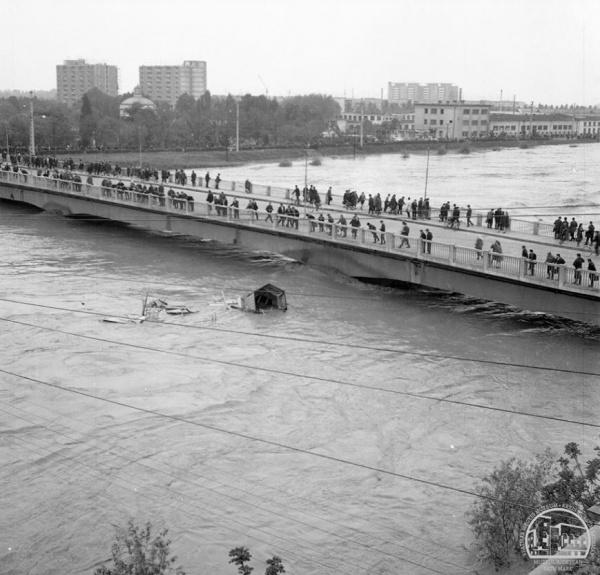 14 mai 1970. Au trecut 50 de ani de la inundațiile catastrofale din județ