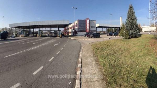 Restricționare trafic greu în PTF Csengersima – Petea