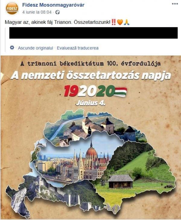 Jos mâinile de pe Ghimeș-Făget și Transilvania!