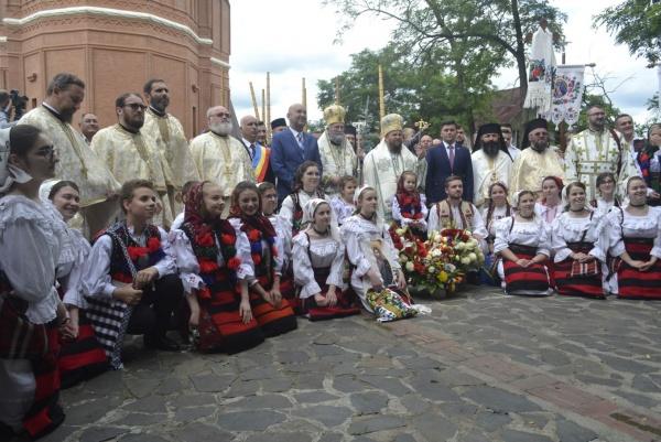Liturghie Arhierească cu ocazia Hramului Mănăstirii Scărișoara Nouă. VIDEO