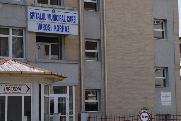 Spitalul suport Carei permite prezența  unui preot la cererea pacienților în stare severă a bolii