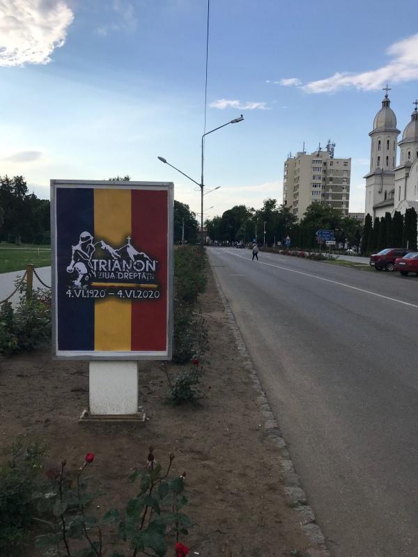 Toate bisericile din Patriarhia Română pomenesc  de Tratatul de la Trianon