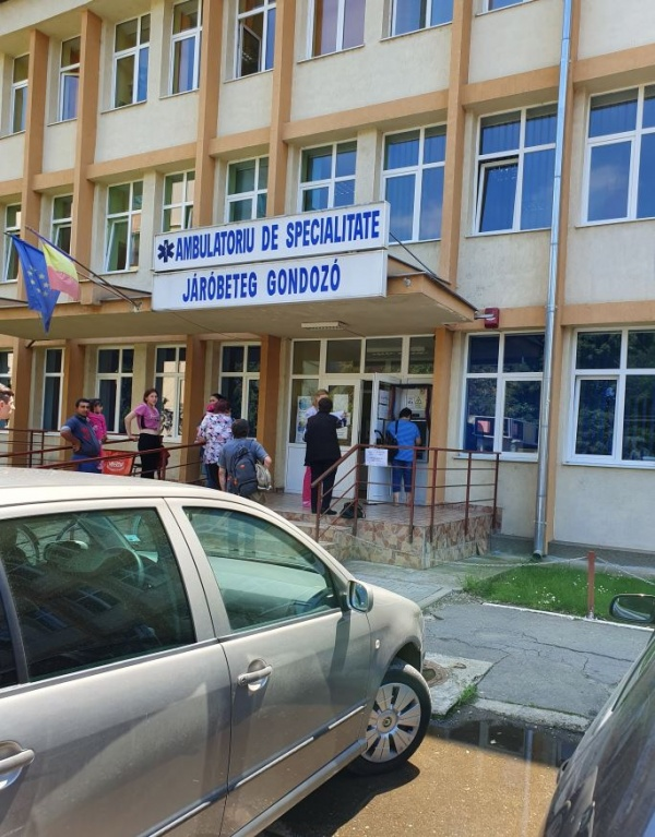 Centrele de vaccinare din județul Satu Mare. Nu vă costă nimic să gândiți!