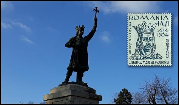 La 14 aprilie 1457, Ștefan cel Mare este recunoscut oficial ca domn al Moldovei