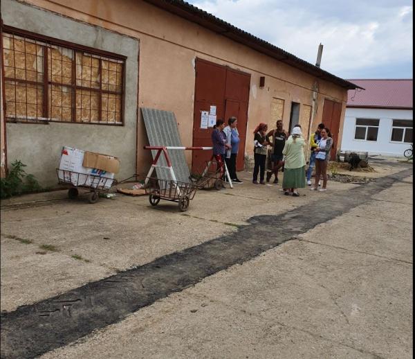 Primăria care nu anunță public câte persoane primesc ajutoare de igienă și alimentare prin POAD 2019-2020