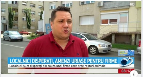 Mirosul din Carei a ajuns la Antena 3. VIDEO