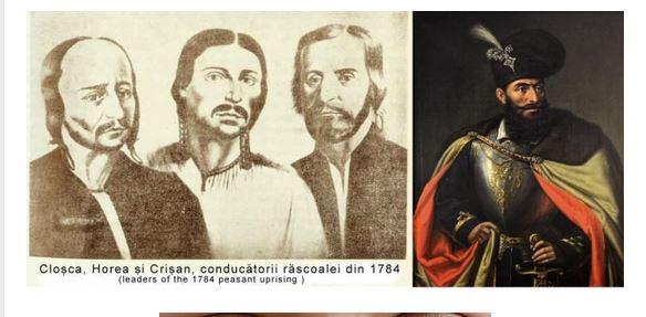 Mihai Viteazul, Horea, Cloşca şi Crişan declaraţi martiri şi eroi ai naţiunii române prin decretele promulgate de președinte