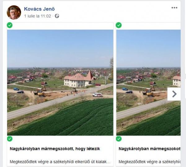 Discriminare  în Transilvania. Primarul care oferă unele informații doar în limba maghiară