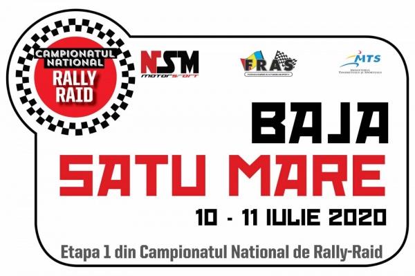 Rally Raid România, prima etapă, la Satu Mare