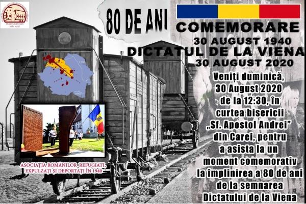 30 august, zi de doliu pentru românii din Transilvania de Nord. Imnul refugiaților