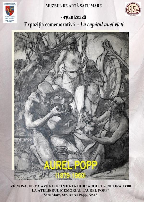 Comemorare Aurel Popp