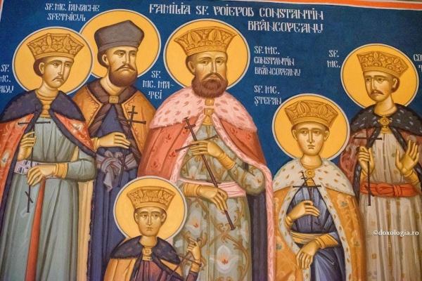 15 august 1714. Sacrificiul Sfinților Martiri Brâncoveni