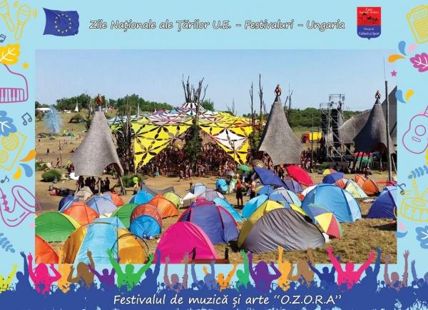 Ziua Națională a Ungariei marcată la Carei printr-o expoziție online de imagini