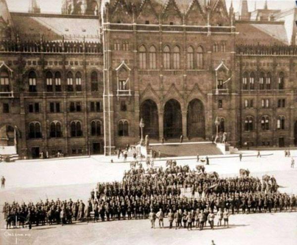 4 August 1919: Ziua eliberării Budapestei de către Armata Română