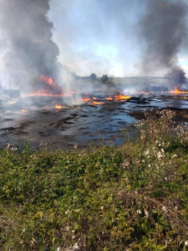 Fără comunicat oficial despre incendiul dintre Căpleni și Carei