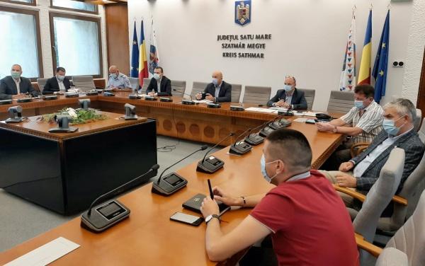 Prefectura Satu Mare a stabilit activitățile de coordonare a alegerilor locale