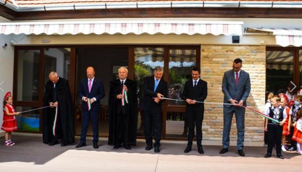 Guvernul Ungariei inaugurează creșe la Satu-Mare. Lăsați copiii să își iubească țara în care s-au născut și să vorbească limba română