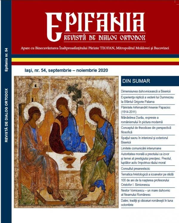 Epifania la  numărul 54