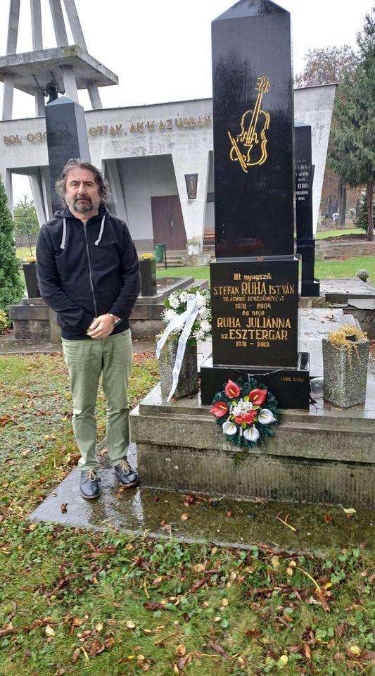 Comemorare Ștefan Ruha