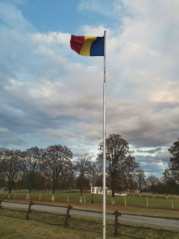 Drapel nou la Ianculești