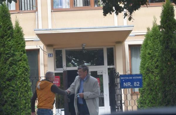 Alegeri locale Carei. Prezență scăzută la secțiile de la Ianculești și Liceul Teoretic