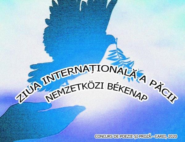 Rezultatele concursului dedicat Zilei Păcii