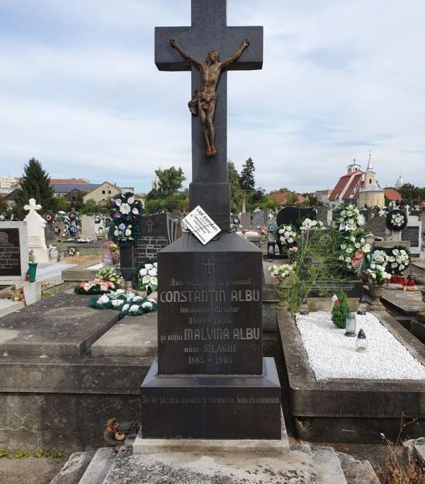 Apel pentru salvarea locului de veci al unui dascăl român