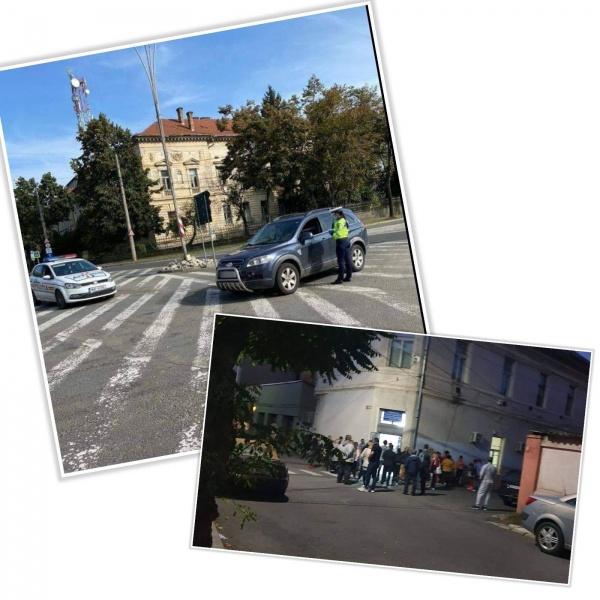 Acțiuni de amploare în județ ale Poliției și Jandarmeriei după alegerile locale