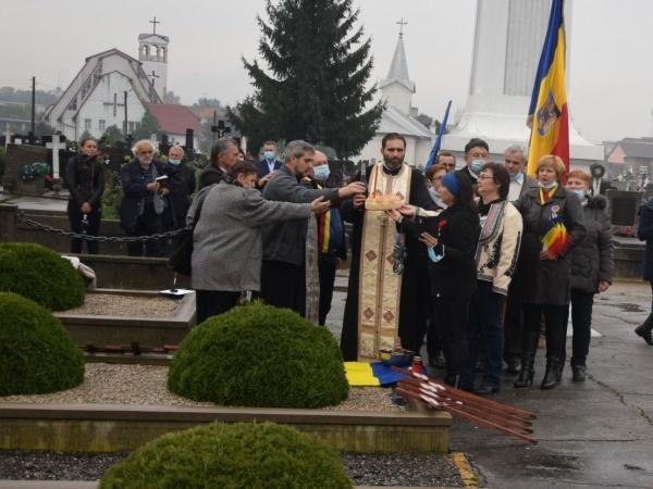 Acțiunea Cruci pentru ostașii români de la Carei în presa județeană