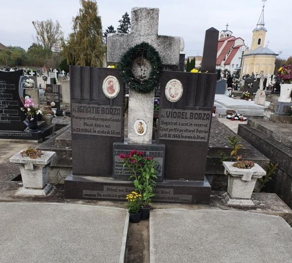 Veșnica pomenire careianului Ignatie Borza! Protopop ortodox și membru ASTRA pe viață