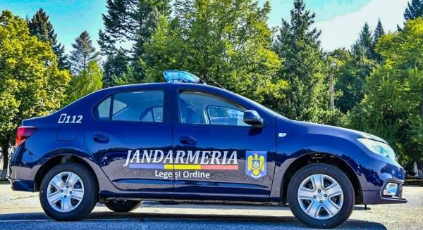 Un jandarm detectiv. Hoațe prinse la furat produse cosmetice
