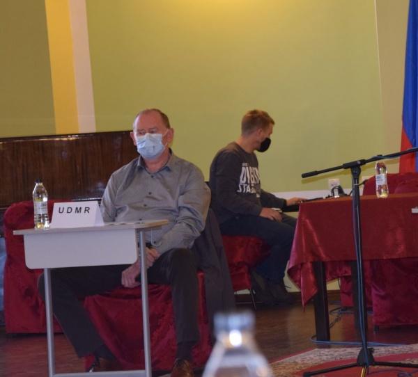 Ludovic Keizer de la UDMR rămâne viceprimar la Carei și cu voturile consilierilor români