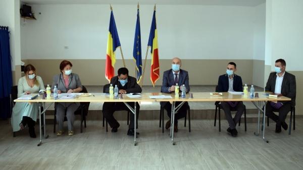Prefectul coordonează constituirea Consiliilor  Locale